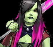 Gamora (Earth-TRN562) from Marvel Avengers Academy 001