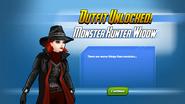 Outfit Unlocked Monster Hunter Widow