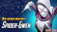 Spider-Gwen Available