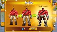 Red Hulk Store Ad