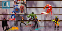 Avengers Assemble toyline