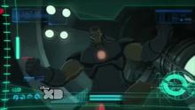 Iron man vs stealth armor