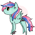 File:My OC, Cyan Flare.png