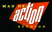 Man of Action Studios logo