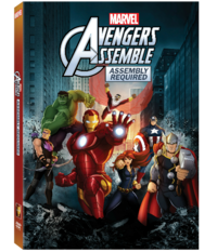Avengers Assemble- Assembly Required