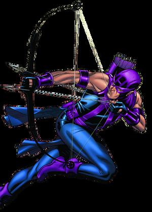 Hawkeye Marvel XP