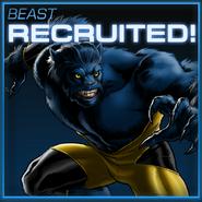 Beast Recruited