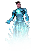 Hydro-Man Marvel XP Old