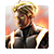 Human Torch 2 Icon