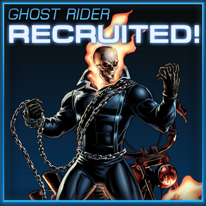Ghost Rider Recruited