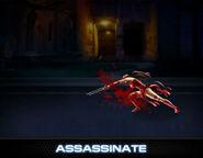 Elektra Level 9 Ability