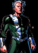 Quicksilver Marvel XP