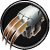 Retractable Claws Task Icon