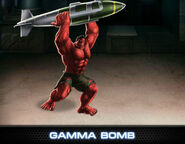 Red Hulk Level 9 Ability
