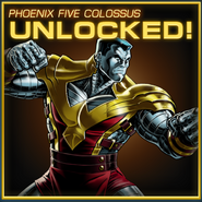 Colossus Phoenix Five Unlocked