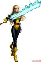 Magik-New Mutants Marvel.com Art