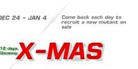 The 12 days of Uncanny X-MAS