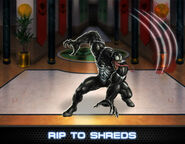 Agent Venom Level 1 (OC) Ability