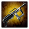 Restored Machine Pistol