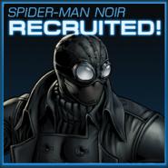 Spider-Man Noir Recruited