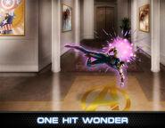 Wonder Man Level 2 Ability