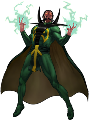 Baron Mordo Marvel XP