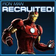 Iron Man Recruited