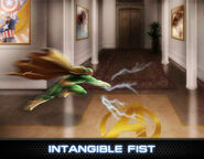 Vision Level 6 (Infiltrator) Ability