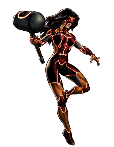 File:Kuurth Spider-Woman Portrait Art.png
