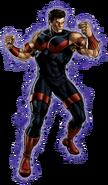Wonder Man Portrait Art