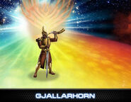 Heimdall Level 9 Ability