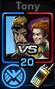 Group Boss Versus Arcade (Infiltrator)