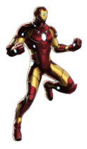 Iron Man-Avengers (Version 1)-iOS