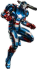 War Machine-Iron Patriot