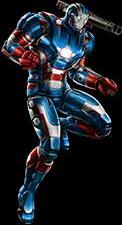 War Machine-Iron Patriot