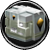 Psycho Lockbox Task Icon