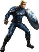 Captain America-Captain Steve Rogers (High Res)