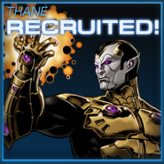 Thane Recruited