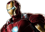 Iron Man-B Dialogue