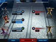 Pre-Combat iOS Screenshot