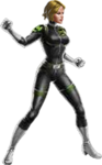Agent-Female 11 Tactician