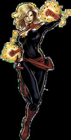 File:Captain Marvel Portrait Art.png