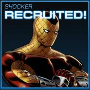 Shocker Recruited