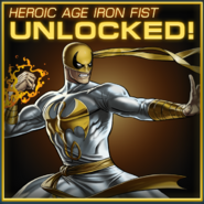 Iron Fist Heroic Age Unlocked