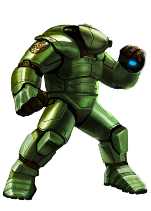 Hydra Power Armor Marvel XP