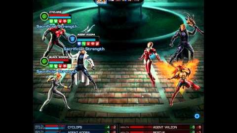 M AA PVP 10 Battle 5 - 7-11-13