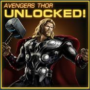 Thor Avengers Unlocked