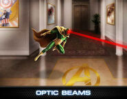 Vision Level 1 (Blaster) Ability