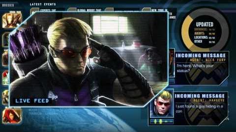 Marvel XP Briefing 2