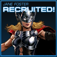 Thor (Jane Foster) Recruited